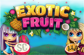 booming_games - Exotic Fruit
