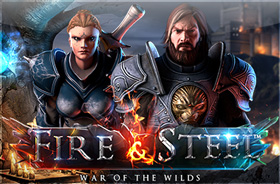 betsoft_games - Fire and  Steel