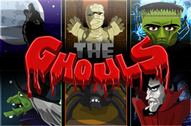 betsoft_games - The Ghouls