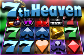 betsoft_games - 7th Heaven