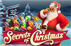 netent - Secrets of Christmas