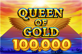 pragmatic_play - Queen of gold 100,000 Scratch