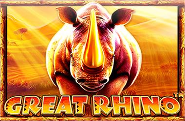 pragmatic_play - Great Rhino