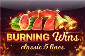 playson - Burning Wins
