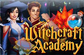 netent - Witchcraft Academy