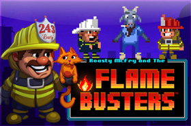 thunderkick - Roasty McFry and The Flame Busters