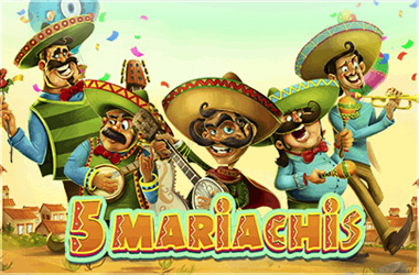 habanero - 5 Mariachis