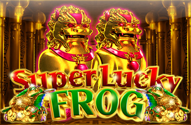 blueprint_gaming - Super Lucky Frog