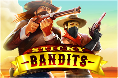 quickspin - Sticky Bandits