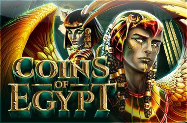 netent - Coins of Egypt