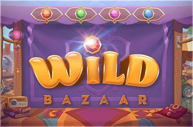 netent - Wild Bazaar