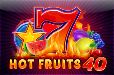 amatic - Hot Fruits 40