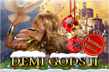 spinomenal - Demi Gods II - Christmas Edition