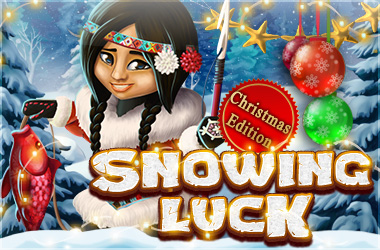 spinomenal - Snowing Luck - Christmas Edition