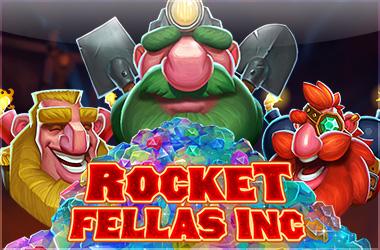 thunderkick - Rocket Fellas Inc