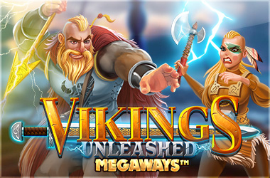 blueprint_gaming - Vikings Unleashed Megaways