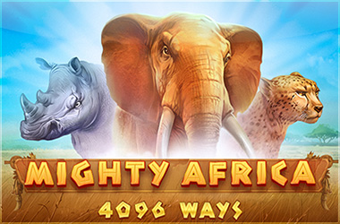 playson - Mighty Africa: 4096 Ways