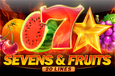 playson - Sevens and Fruits: 20 Lines