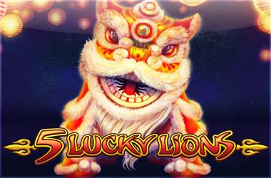 habanero - 5 Lucky Lions
