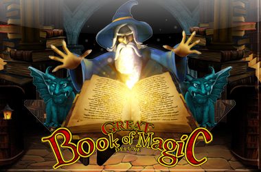 wazdan - Great Book of Magic Deluxe