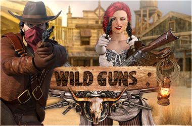 wazdan - Wild Guns
