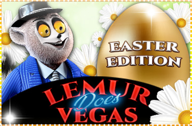 spinomenal - Lemur Does Vegas Easter Edition