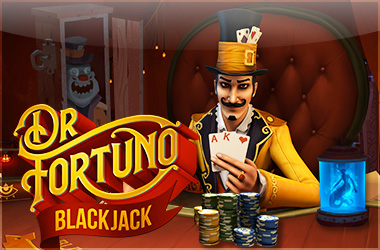 yggdrasil - Dr Fortuno Blackjack