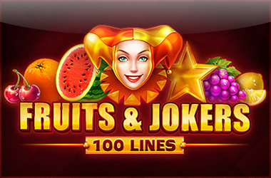 playson - Fruits and Jokers: 100 Lines