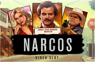 netent - Narcos