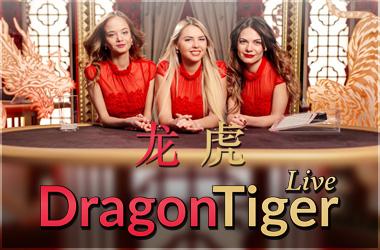 evolutiongaming - Evolution Dragon Tiger