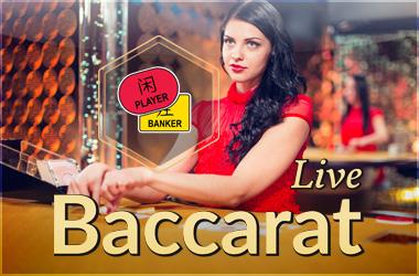 evolutiongaming - Evolution Live Baccarat