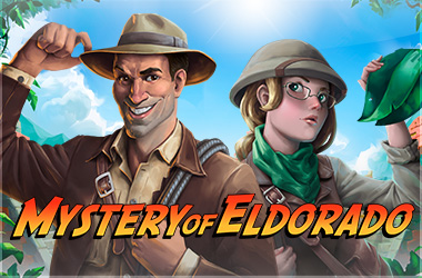 endorphina - The Mystery of Eldorado