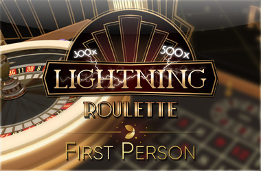 evolutiongaming - First Person Lightning Roulette