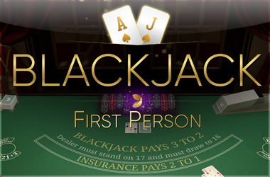evolutiongaming - First Person Blackjack