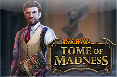 playngo - Rich Wilde and the Tome of Madness
