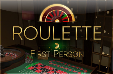 evolutiongaming - First Person Roulette