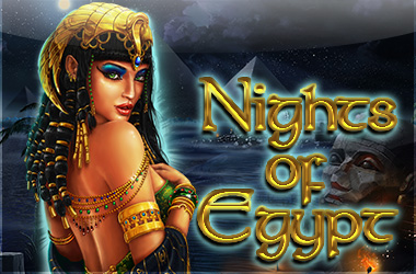 spinomenal - Nights Of Egypt