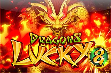 wazdan - Dragons Lucky 8