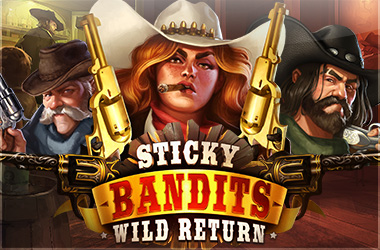 quickspin - Sticky Bandits Wild Return