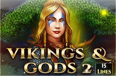 spinomenal - Vikings and Gods II 15 Lines