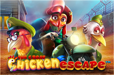 pragmatic_play - The Great Chicken Escape