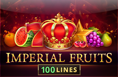 playson - Imperial Fruits: 100 Lines
