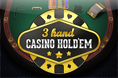 playngo - 3-Hand Casino Hold'em