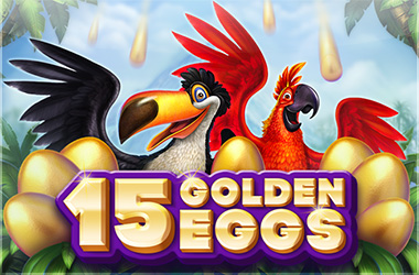 booongo - 15 Golden Eggs