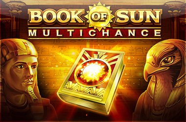 booongo - Book of Sun Multichance