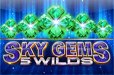 booongo - Sky Gems: 5 Wilds