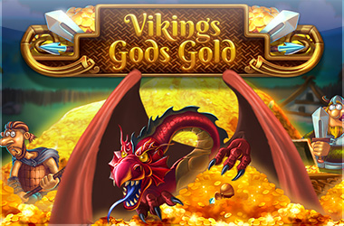 booongo - Viking's Gods Gold