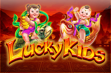 august_gaming - Lucky Kids