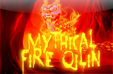 august_gaming - Mythical Fire Qilin