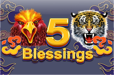 august_gaming - 5 Blessings